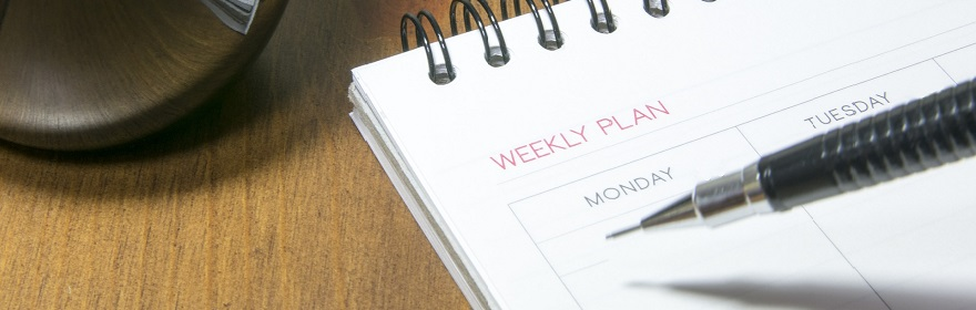 Kalendariet är uppdaterat med nya kurser
